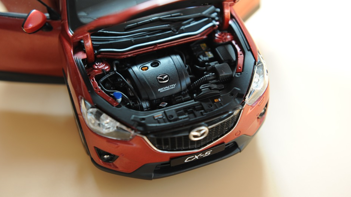 automobil Mazda
