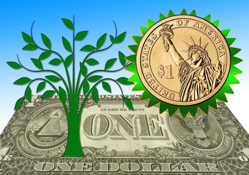finanční rozkvět